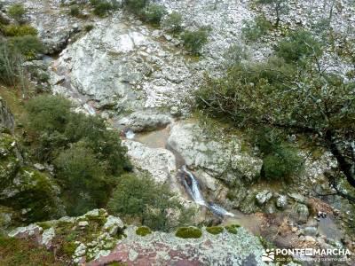 Pico Rocigalgo;Cascada Chorro,Cabañeros; nacimiento del rio cuervo las lagunas de ruidera irati tej
